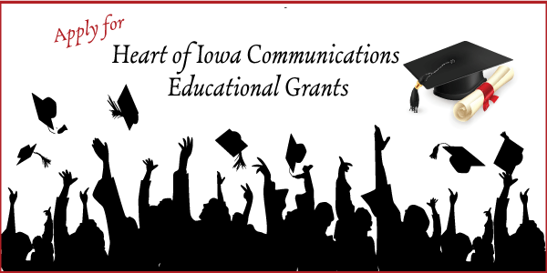 Scholarships for at Heart of Iowa