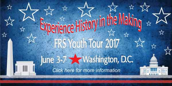 FRS Youth Tour 2017