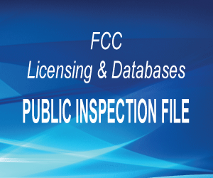 FCC Licensing & Database