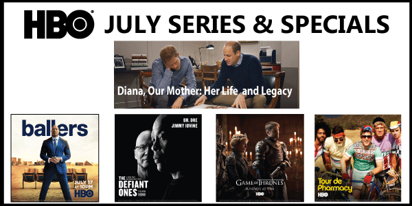 HBO Series & Specials