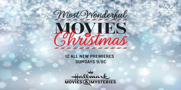 Most Wonderful Movies of Christmas Hallmark Movie & Mysteries