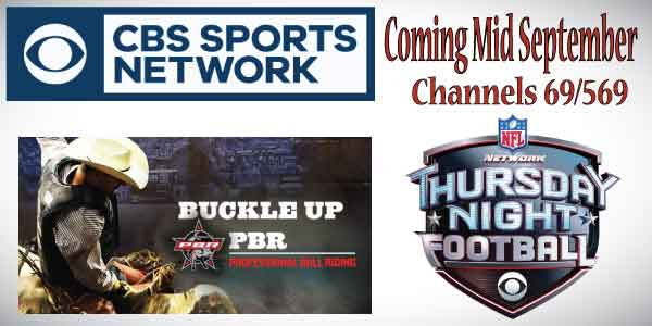 Cbs Sports Network Coming Mid September Heart Of Iowa